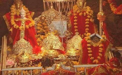 Vaishno Devi Idols
