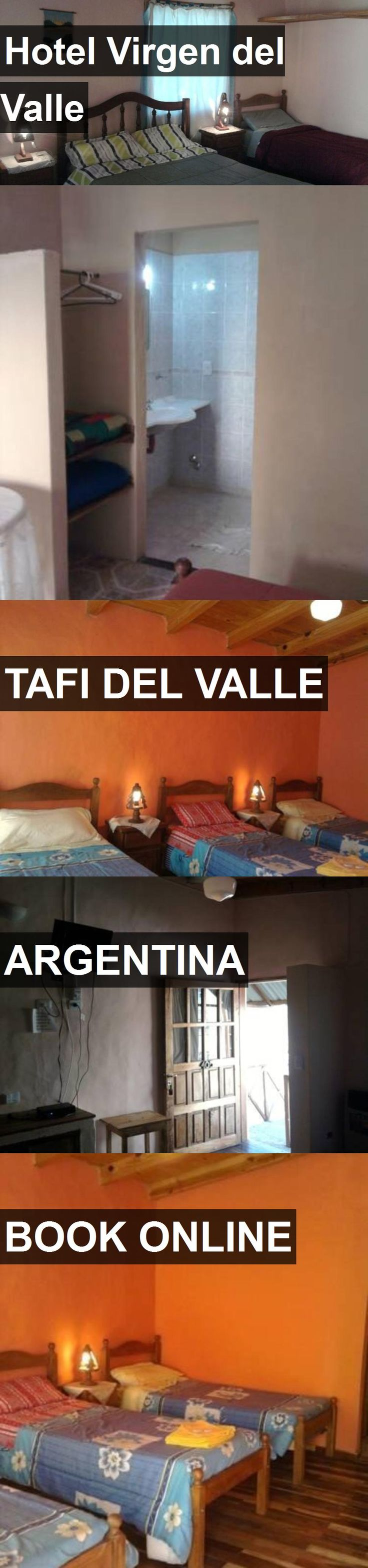 Hotel Hotel Virgen del Valle in Tafi del Valle, Argentina. For more information, photos, reviews and best prices please follow the link. #Argentina #TafidelValle #HotelVirgendelValle #hotel #travel #vacation