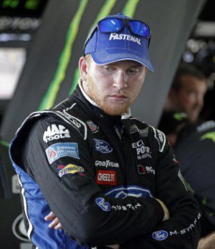 Chris Buescher moving up to No. 34 car in Cup Series | From The Marbles - Yahoo Sports
