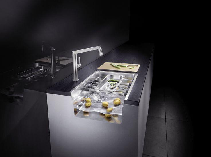 BLANCO Küchen   Multitalent Auf Mehreren Ebenen