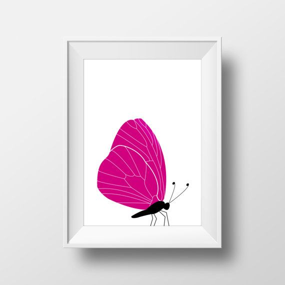 Nursery Wall Decor Butterflies : Best ideas about purple butterfly nursery on