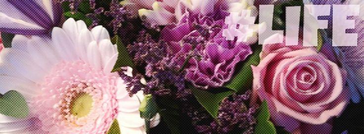 #life flowers bouquet