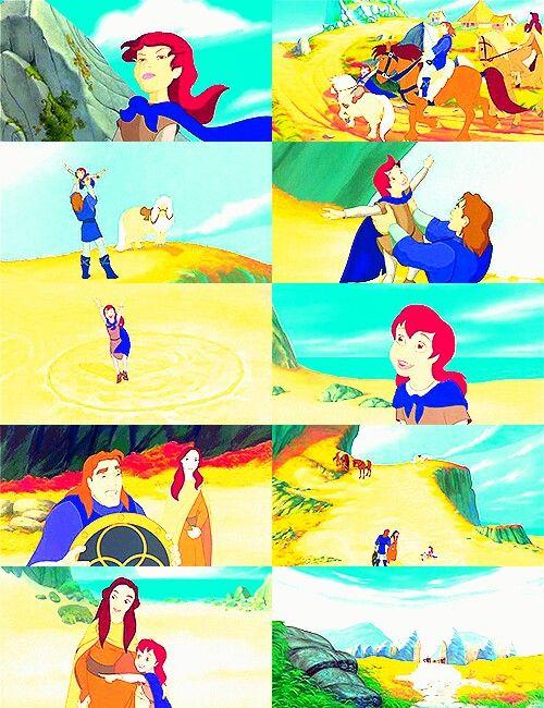 Quest for Camelot La spada magica ~ Alla ricerca di Camelot