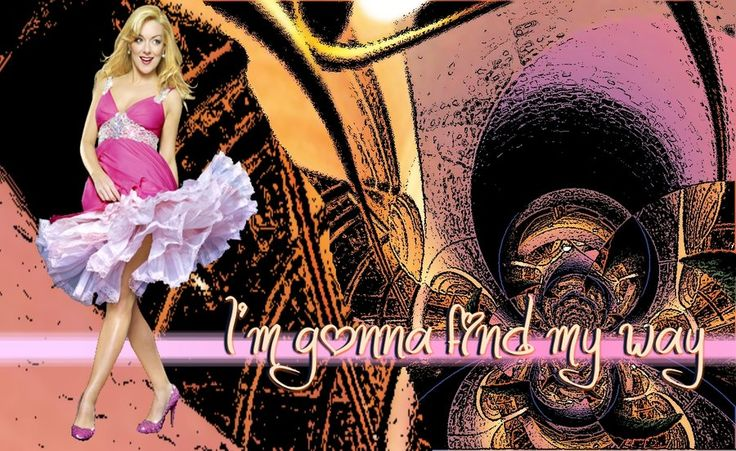 Legally Blonde (musical): I'm gonna find my way  Elle- Sheridan Smith