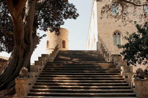 Castello di Donnafugata Sicilia