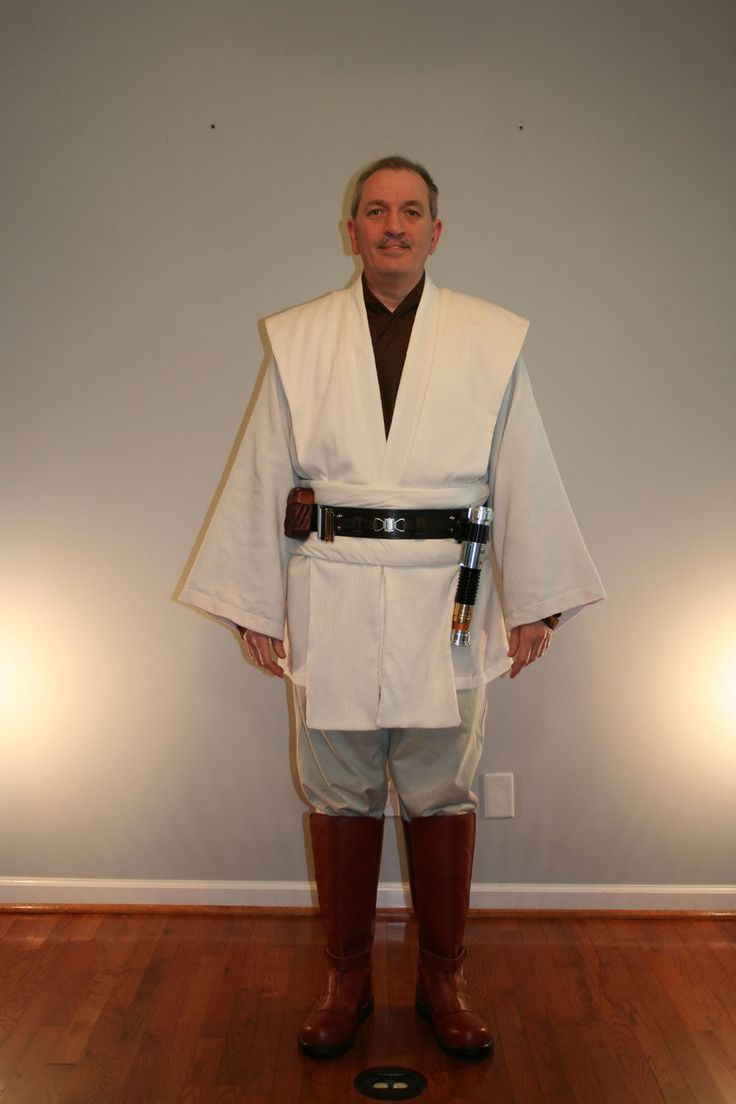Best 25+ Jedi robe pattern ideas on Pinterest | Jedi costume, Jedi ...