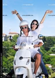 Risultati immagini per foto di coppia moto