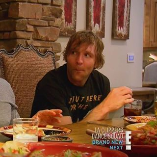 Dean on Total Divas wondering wtf is wrong with all these people haha XD
