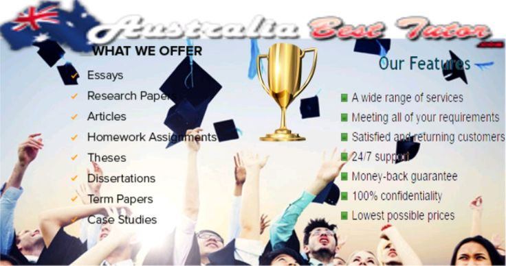 Australia Best Tutor have been providing high quality #writing_Assignment_services to the higher education pursuing students in a high quality #while_meeting_deadlines.    Contact Us Information   Australia Best Tutor Sydney, NSW, Australia Live Chat @ https://goo.gl/Tq3euZ Facebook : https://www.facebook.com/dissertationwritinghelps/ Twitter : https://twitter.com/Ausbesttutor
