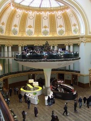 Stadsfeestzaal Antwerp, Belgium