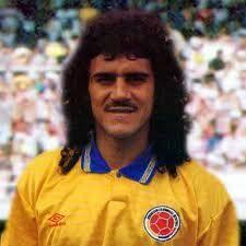 Leonel Álvarez: jugador histórico de la selección Colombia nacido en Remedios (Antioquia)