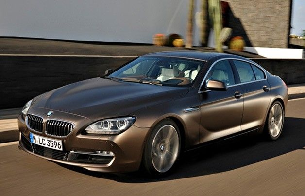 4 Door 6 Series BMW. Will it come in a convertible?