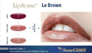 Lipsense Neutral - Lipcolor Recipes - Touched By Cin