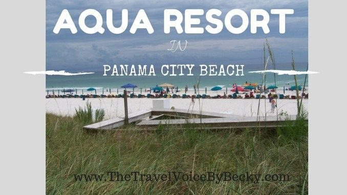 Aqua Resort in Panama City Beach