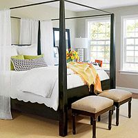 Make Small Rooms Feel Taller