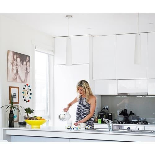 Plan your dream kitchen with design ideas for layout, storage, benchtops, sinks, ovens, cooktops and appliances from interior design expert James Treble.