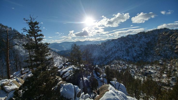 One of the benefits of living in Colorado is hiking in Skryim-esque surroundings. Had the Skyrim soundtrack in my headphones....I put on Far Horizons when I started my journey :) #games #Skyrim #elderscrolls #BE3 #gaming #videogames #Concours #NGC