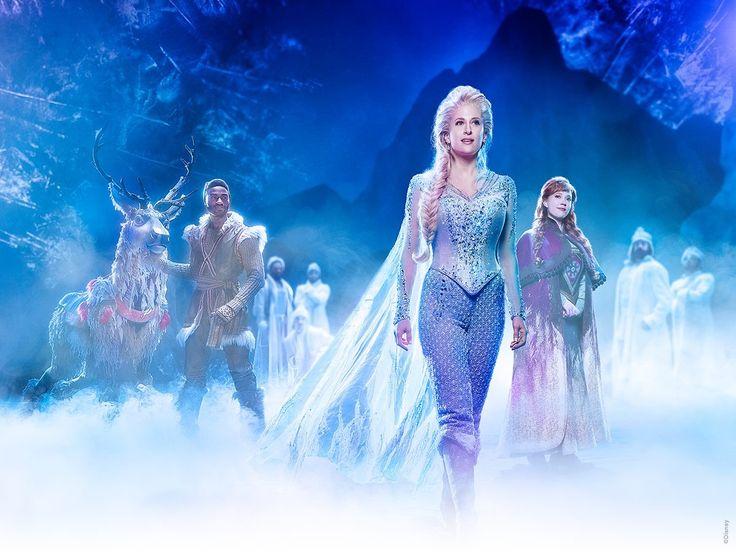 Frozen On Broadway Frozen In 2019 Frozen Musical