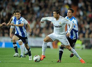 Hasil Liga Spanyol Real Madrid vs Real Sociedad ,Ronaldo Cetak 3 Gol