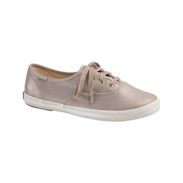 69e6a82f76b4b2 Women s Keds Champion Oxford CVO Sneaker - Gold Washed Metallic Twill...  (599.095 IDR) ❤ liked on Polyvore featuring shoes