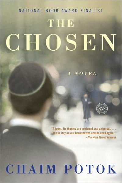 Uitverkoren/ The Chosen - Chaim Potok