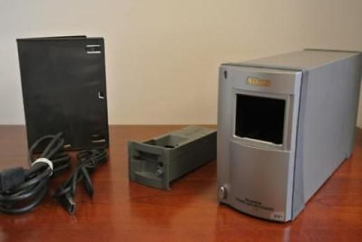 Nikon Coolscan 5000 Ed 5000ed Excellent Condition Slide Scanner Photo & Film 9238 Usb 2.0 Ccd