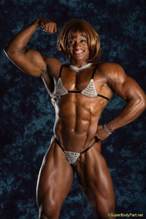 Monique Hayes  Tumblr In 2019  Muscular Women, Black -3290