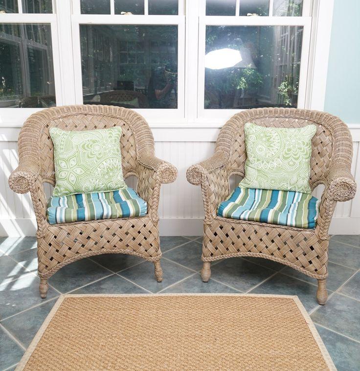 Resin Wicker Patio Chairs : EBTH
