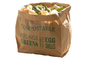 Compostable Kitchen Waste Bin Liners