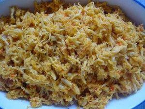 inforesep-resep abon daging ayam daun jeruk