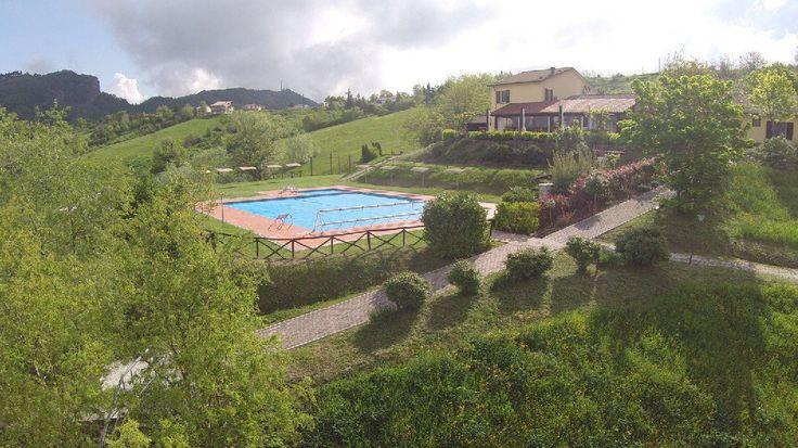 Camping Perticara Marche Romagna