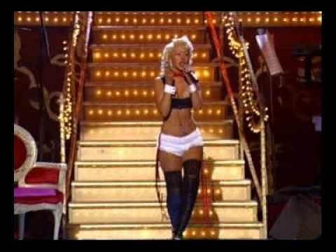 Christina Aguilera feat  Pink Llily Kim  Mya  - Lady Marmalade (At Gramm...