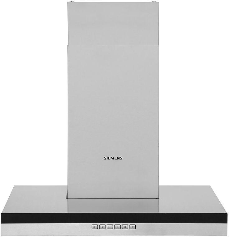 Siemens IQ-300 LC67BE532B 60 cm Chimney Cooker Hood - Stainless Steel