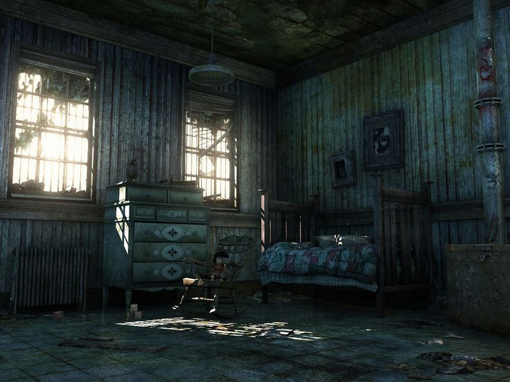Little Susie is going to love her new room. 31 best old bedrooms images on Pinterest   Abandoned places