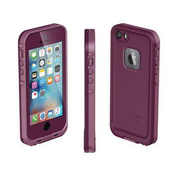 Waterproof iPhone SE, iPhone 5s & iPhone 5 case | FRĒ from LifeProof | LifeProof