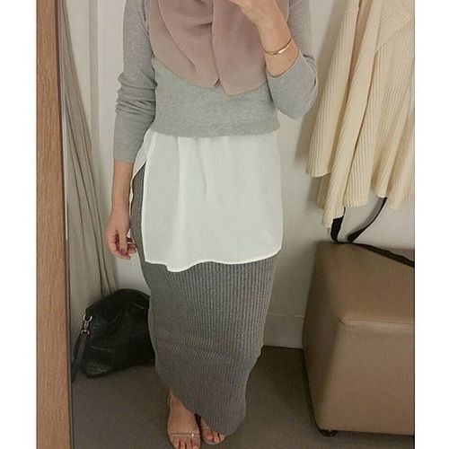 4702 best Hijab Outfits u0026 Inspiration images on Pinterest | Modest fashion Hijab styles and ...