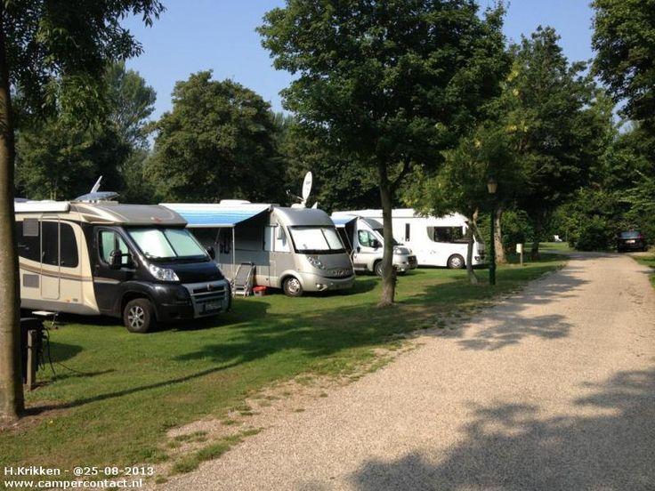 Camperplaats Alkmaar - Bergerweg 201
