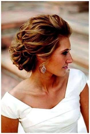 Peinados de mama de novia