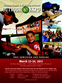 Arizona Game and Fish Department Outdoor Expo