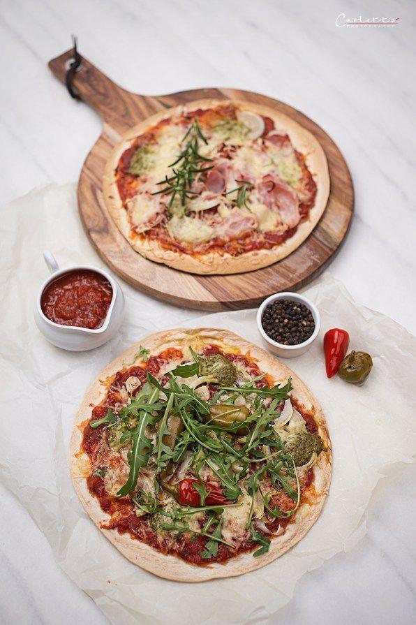 Rezept Tortilla Pizza Zweierlei Rezept Fur Schnelle Pizzen Aus Tortillas Rezept Tortilla Pizza Rezepte Hauptgericht