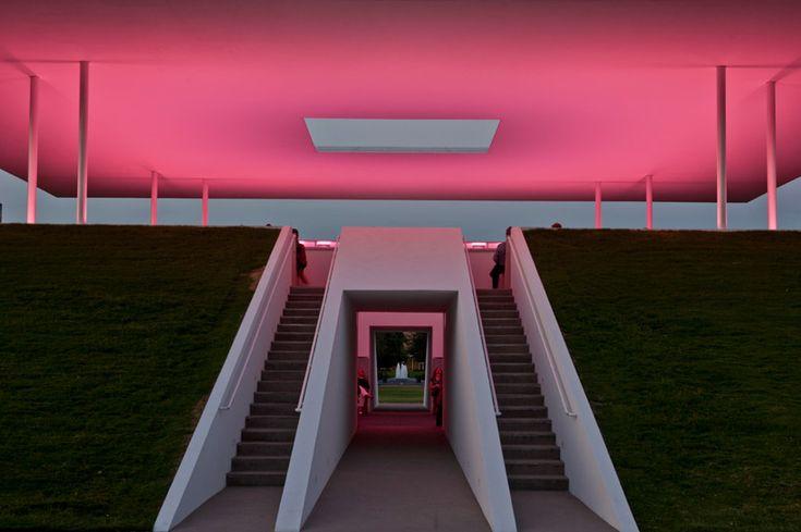 james turrell twilight epiphany skyspace
