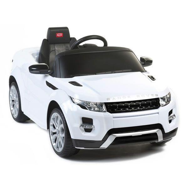 licensed range rover evoque12v electric battery powered ride on childrenstoy car