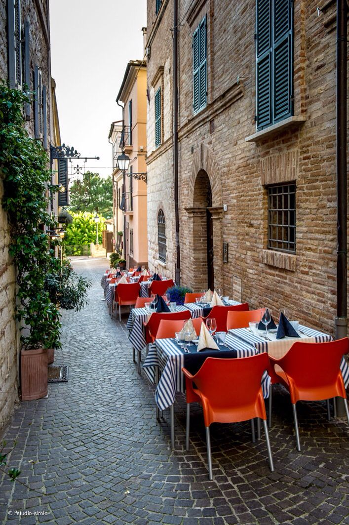 Sirolo Italy