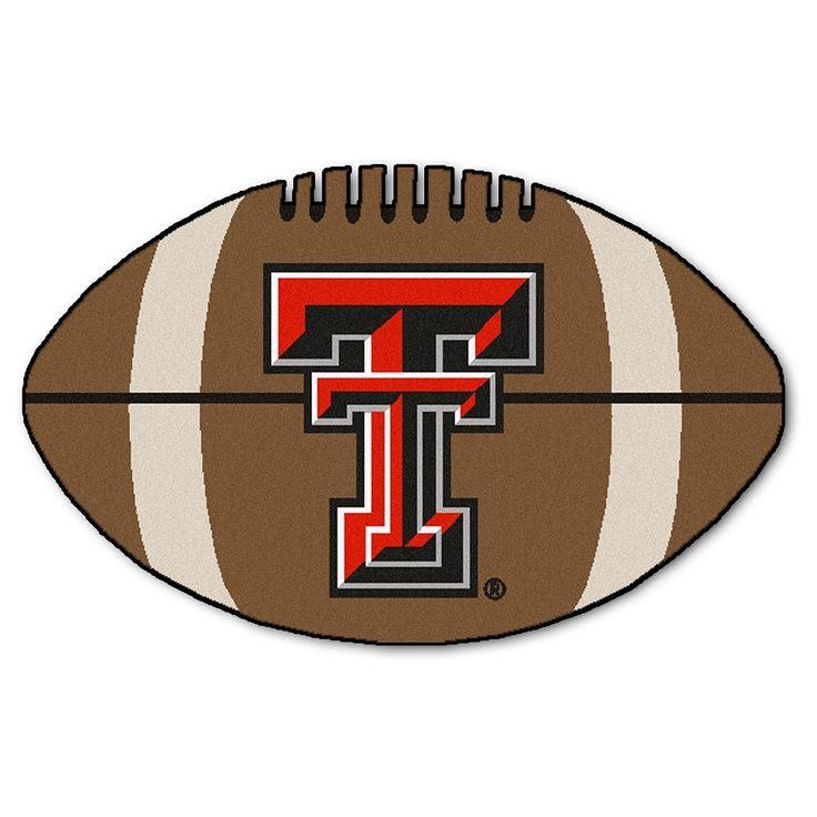 "Floor Mat 1'2""X2'2"" Fanmats Texas Tech Red Raiders Team Color"