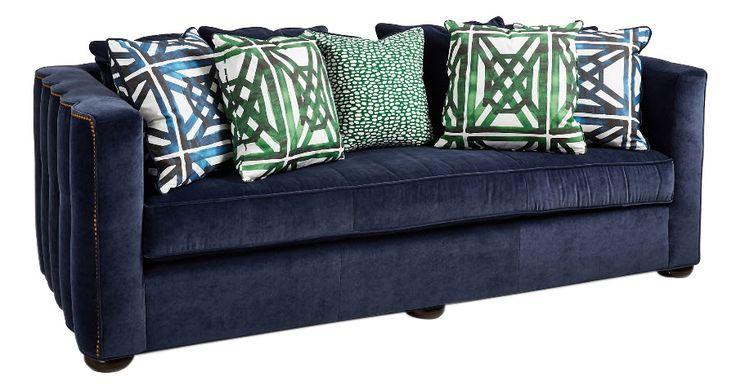 Buy Gatsby Sofa from Taylor Burke Home by ADAC - Made-to-Order designer Furniture from Dering Hall's collection of Transitional Sofas