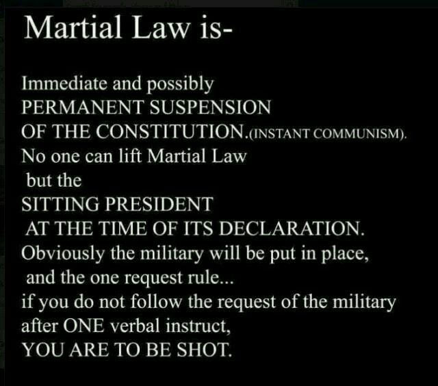 This is the real concern and REALITY, Martial Law not sharia law. 10 Indications The USA Is A Dictatorship, http://asheepnomore.net/2014/09/22/10-indications-united-states-dictatorship/ ..