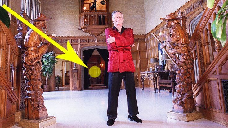 Hugh Hefner Unlocked His Master Bedroom On 'MTV Cribs', & It Was Wilder Than We Ever Imagined!