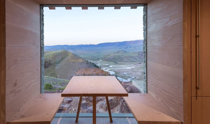 Jackson Hole II, Wyoming Nook - McLean Quinlan Architects
