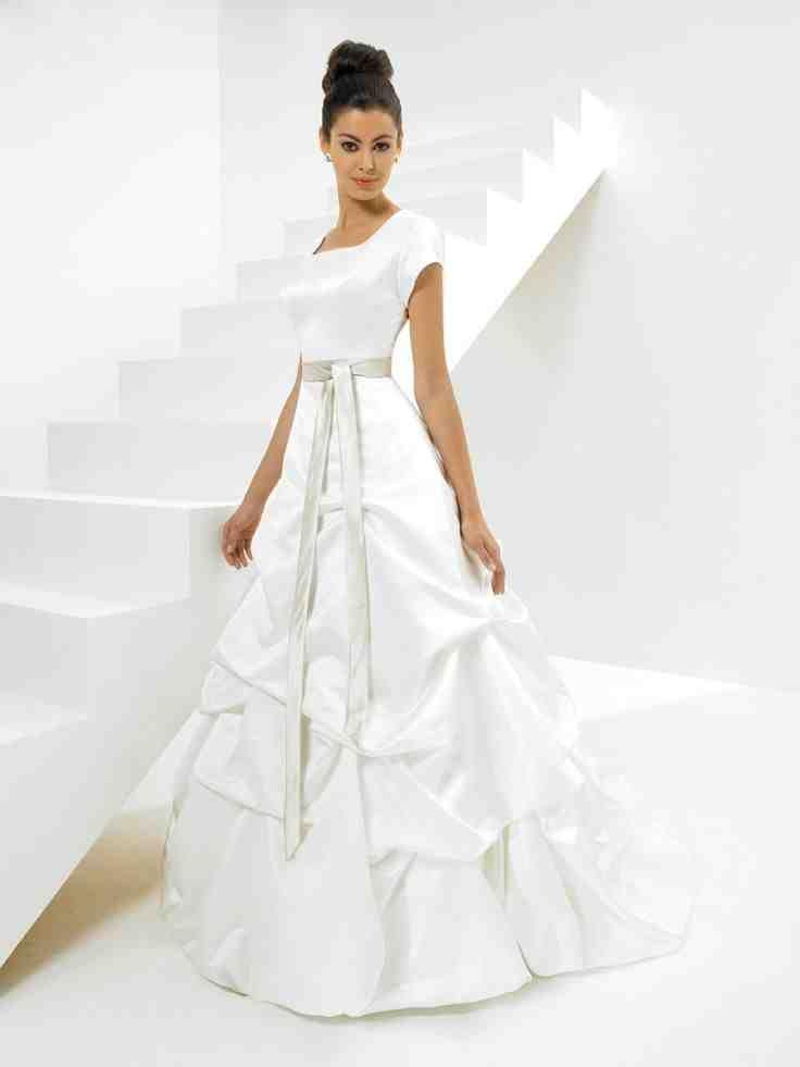 Modest Wedding Dress Patterns