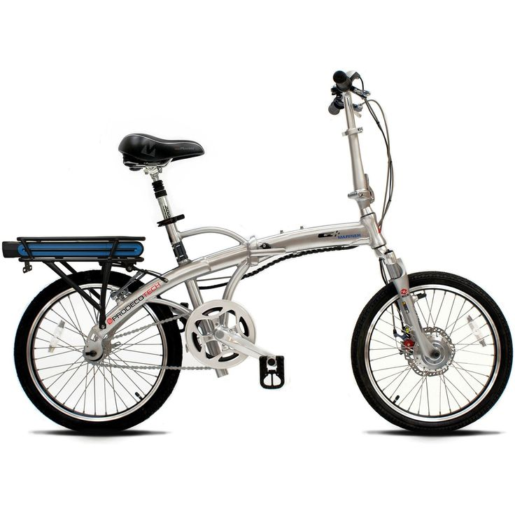 Prodecotech Mariner LD Electric Folding Bike